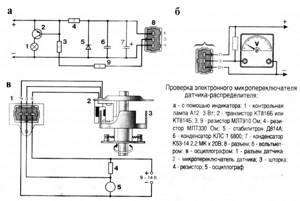 Замена датчика холла на ВАЗ 2101-ВАЗ 2107