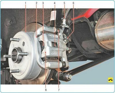 Прокачка тормозов на ВАЗ 2108, ВАЗ 2109, ВАЗ 21099