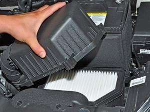 Замена воздушного фильтра на ВАЗ 2104, ВАЗ 2105, ВАЗ 2107 (Инжектор)
