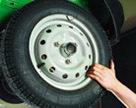 Проверка работоспособности ручника на всех автомобилях ВАЗ