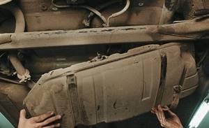 Замена крышки бензобака на ВАЗ 2108, ВАЗ 2109, ВАЗ 21099