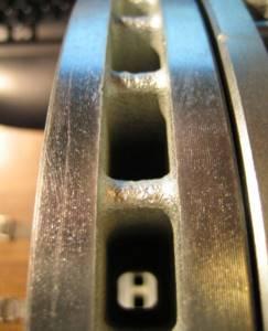 Что такое тормозной диск и как не нарваться на подделку?