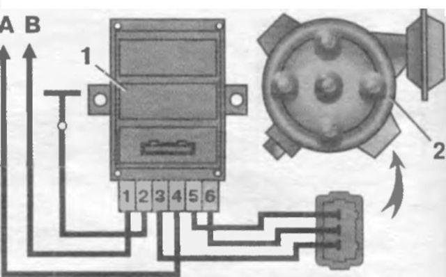 Установка момента зажигания на ВАЗ 2110, ВАЗ 2111, ВАЗ 2112