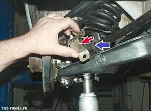 Замена передних пружин на ВАЗ 2101-ВАЗ 2107