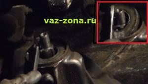 Замена масла в редукторе заднего моста на ВАЗ 2101-ВАЗ 2107