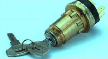 Замена замка зажигания и контактной группы на приоре