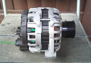 Замена генератора на приоре