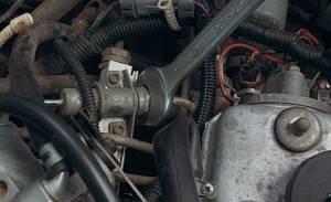 Замена регулятора давления топлива на ВАЗ 2113, ВАЗ 2114, ВАЗ 2115