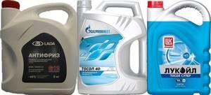 Замена охлаждающей жидкости на ВАЗ 2101-ВАЗ 2107