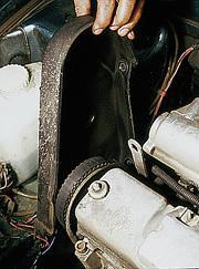Регулировка троса дроссельной заслонки на ВАЗ 2113, ВАЗ 2114, ВАЗ 2115