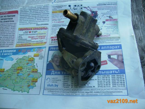 Замена бензонасоса на карбюраторных ВАЗ 2108, ВАЗ 2109, ВАЗ 21099