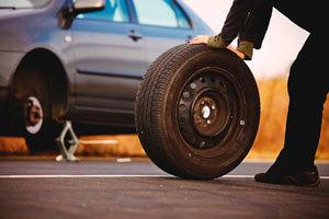 Правильная замена колёс на современных автомобилях ВАЗ