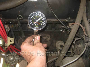 Как проверить компрессию двигателя на ВАЗ?