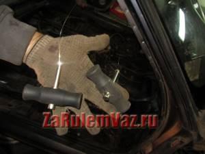 Замена лобового стекла на ВАЗ 2110, ВАЗ 2111, ВАЗ 2112