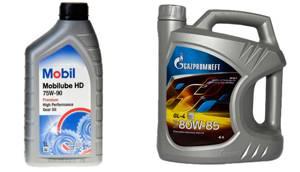 Замена масла в коробке передач на ВАЗ 2110, ВАЗ 2111, ВАЗ 2112