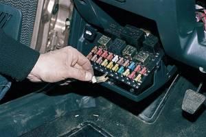 Схема предохранителей на ВАЗ-2110 – особенности каждого из элементов