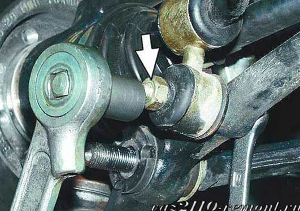 Замена сайлентблоков передних рычагов на ВАЗ 2110-ВАЗ 2112