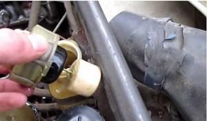 Замена тормозной жидкости на ВАЗ 2101-ВАЗ 2107