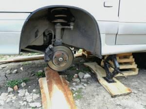 Правильная замена колёс на ВАЗ 2108-ВАЗ 2115