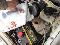 Замена охлаждающей жидкости на ВАЗ 2113, ВАЗ 2114, ВАЗ 2115