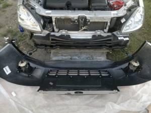 Замена переднего бампера на приоре