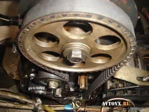 Замена ремня генератора на ВАЗ 2110, ВАЗ 2111, ВАЗ 2112