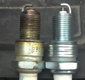 Замена свечей зажигания на ВАЗ 2113, ВАЗ 2114, ВАЗ 2115