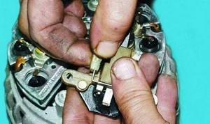 Замена генератора на ВАЗ 2110, ВАЗ 2111, ВАЗ 2112