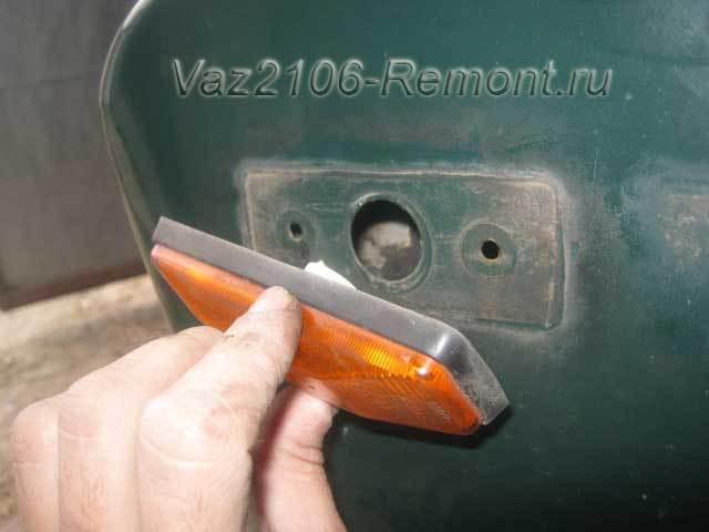 Замена повторителя на ВАЗ 2101, ВАЗ 2102, ВАЗ 2106