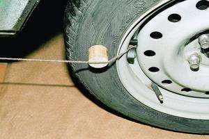 Правильная замена колёс на ВАЗ 2101-ВАЗ 2107