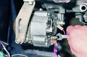 Замена щеток генератора на ВАЗ 2110, ВАЗ 2111, ВАЗ 2112