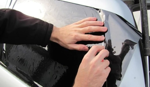 Тонирование стёкол на автомобилях