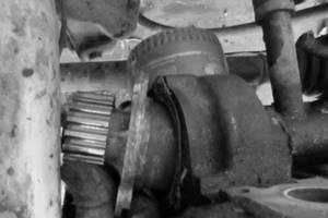 Замена водяного насоса (Помпы) на ВАЗ 2108, ВАЗ 2109, ВАЗ 21099