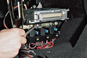 Замена ресивера на инжекторных ВАЗ 2108, ВАЗ 2109, ВАЗ 21099