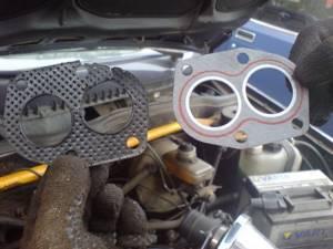 Замена катализатора на ВАЗ 2104, ВАЗ 2105, ВАЗ 2107