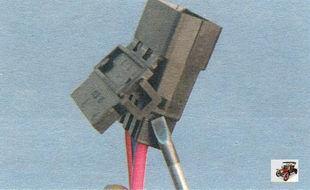 Замена замка зажигания на калине
