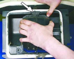 Замена вентилятора радиатора на ВАЗ 2108, ВАЗ 2109, ВАЗ 21099