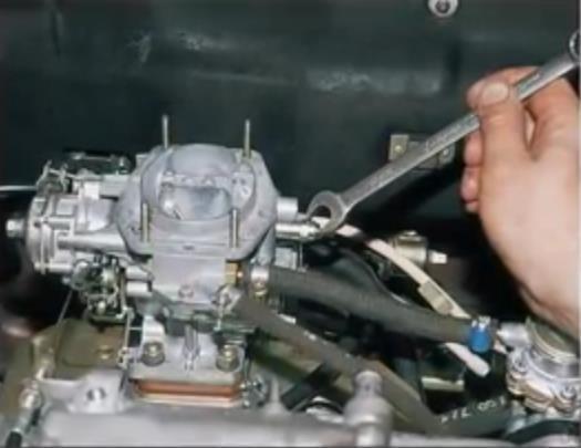Замена и проверка электромагнитного клапана на ВАЗ 2108, ВАЗ 2109, ВАЗ 21099