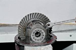 Ремонт редуктора заднего моста на ВАЗ 2101-ВАЗ 2107