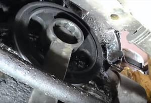 Замена переднего сальника коленвала на ВАЗ 2101-ВАЗ 2107