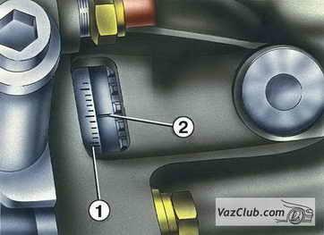 Замена натяжного ролика ремня ГРМ на ВАЗ 2113, ВАЗ 2114, ВАЗ 2115