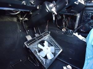 Замена вентилятора радиатора на ВАЗ 2101-ВАЗ 2107