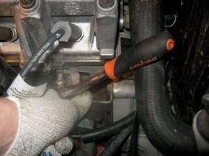 Замена охлаждающей жидкости на ВАЗ 2110, ВАЗ 2111, ВАЗ 2112