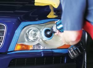 Как отполировать фары на автомобиле?