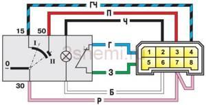 Замена замка зажигания на ВАЗ 2101-ВАЗ 2107