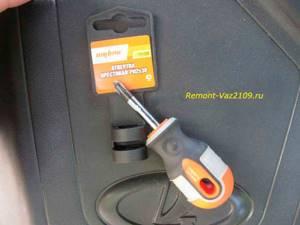 Замена дроссельной заслонки на ВАЗ 2108, ВАЗ 2109, ВАЗ 21099