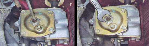 Регулировка люфта рулевого колеса на ВАЗ 2101-ВАЗ 2107