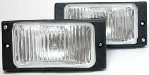 Замена лампы в противотуманной фаре на ВАЗ 2113, ВАЗ 2114, ВАЗ 2115