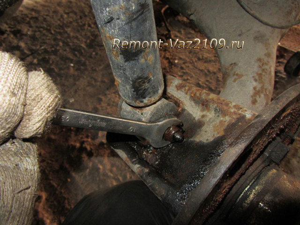 Замена задней пружины на ВАЗ 2108, ВАЗ 2109, ВАЗ 21099