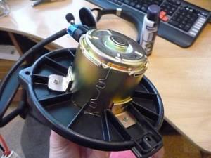 Замена вентилятора печки на ВАЗ 2110, ВАЗ 2111, ВАЗ 2112